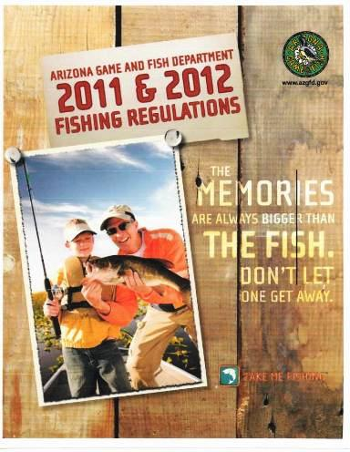 arizona fishing license, az fishing license