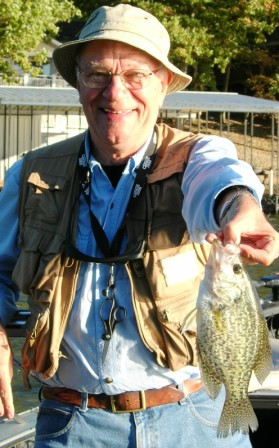 Crappie And Good Friends