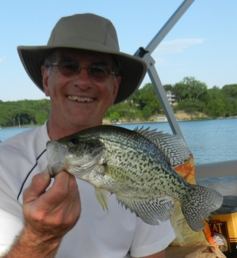 12 Inch Crappie