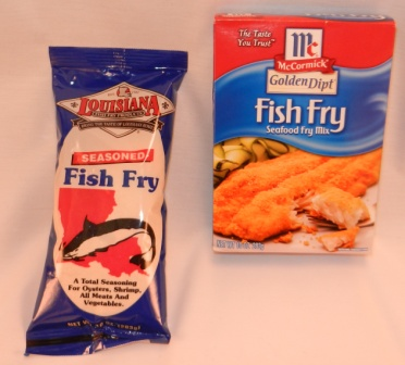 Perfect Fish Breading Mixture