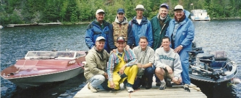Taylors Cove Team AABF 1999