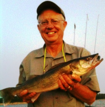 Truman Lake Walleye