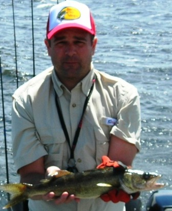 Rainy Lake Walleye