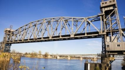 Little Rock Bridge Arkansas River