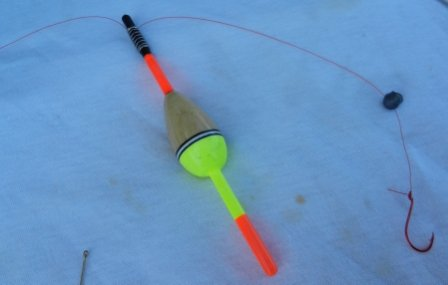 how to put line on a fishing pole