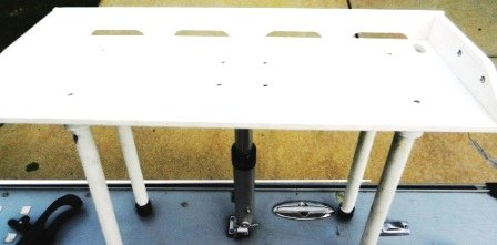 Fish cleaning tables fish cleaning station for Fish cleaning board