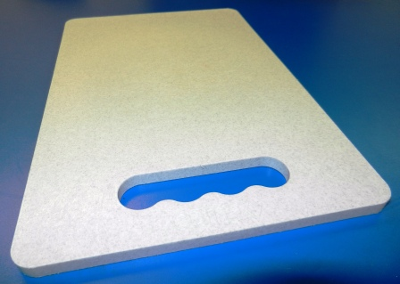 Fillet board fish cleaning tables for Fish cleaning board